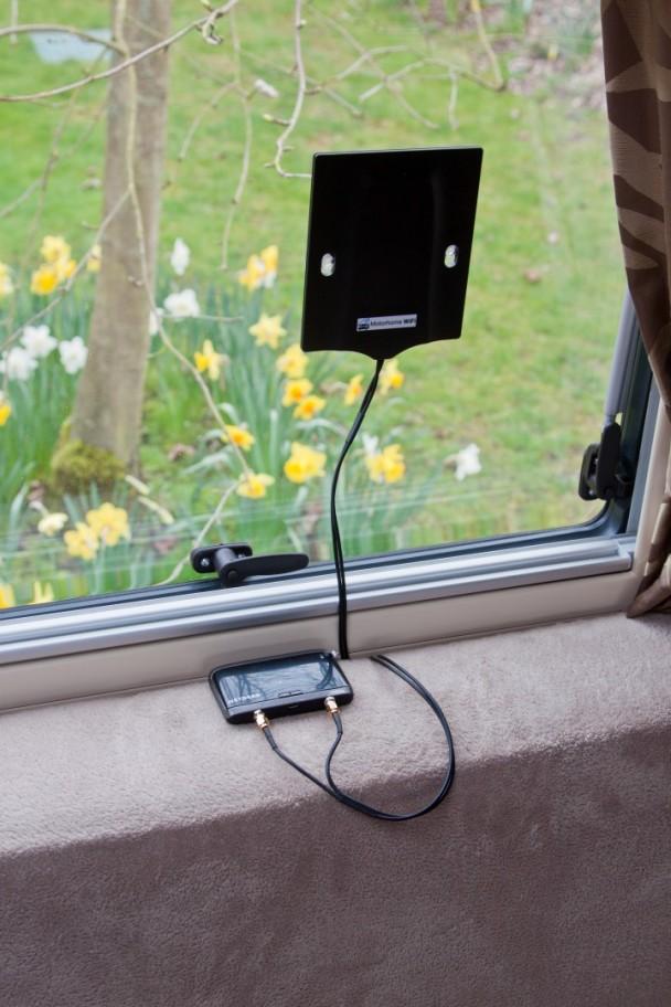 4g Netgear Aircard Amp 4g Mimo Window Mount Antenna