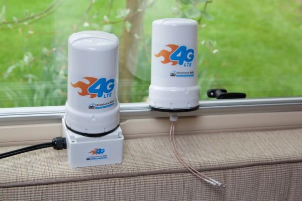 Roof Mounted 3G & 4G MIMO Antenna | Motorhome WiFi