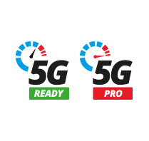 5G Ready and 5G Pro Systems